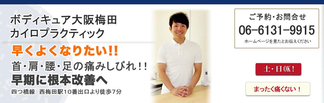 西梅田駅徒歩10分