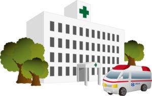 病院で診断を受ける